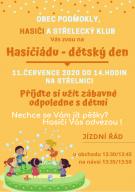 Hasičiáda - dětský den