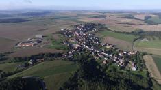 pohled naPodmokly 2020, foto:Trčka Jan