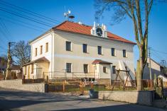 Budova bývalé školy, foto: Eva Foremanová
